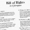 Jeff Jarvis propone una Carta de Derechos del Ciberespacio