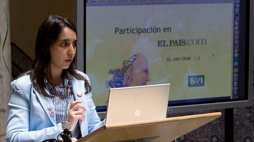 """Rosa Jiménez Cano: """"El periodismo ciudadano no supone una amenaza para el fotoperiodismo"""""""