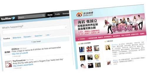 Twitter Y Weibo, aliados en la lucha contra la censura en #China