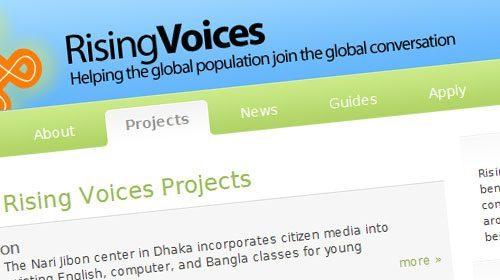 Rising Voices acoge 5 nuevos proyectos de periodismo ciudadano