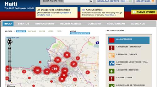 Ushahidi crea Swift River, una herramienta para verificar la información ciudadana