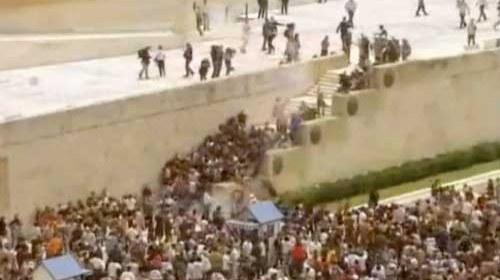 Tweets y vídeos por Grecia: Crónica de una Huelga General
