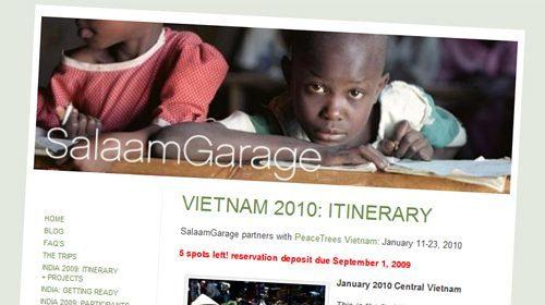 SalaamGarage, periodismo ciudadano para la cooperación