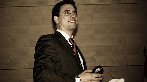 """Sebastián Muriel, director general de red.es: """"el periodismo ciudadano es una evolución lógica"""""""