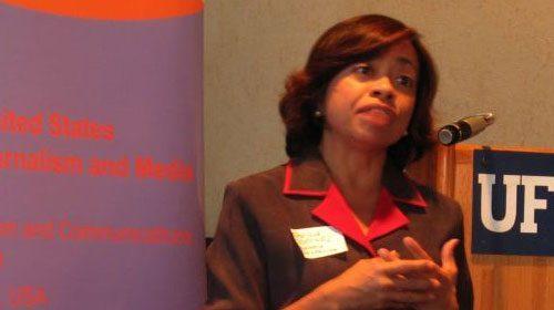 """Sheila Coronel: """"el periodismo ciudadano es el futuro"""""""