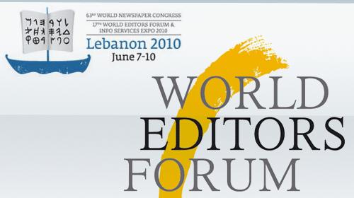 17° World Editors Forum: desafíos, nuevos modelos de financiación y crowdsourcing