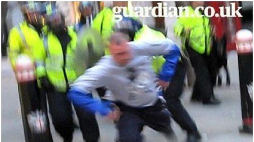 Los periodistas ciudadanos documentan abusos policiales durante la cumbre del G-20