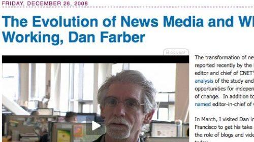 Medios online: lo que funciona y por qué funciona, según Dan Farber.