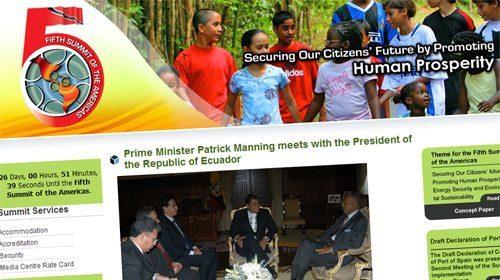 GroundReport busca bloggers de Trinidad y Tobago para cubrir la Cumbre de las Américas