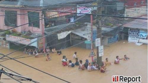 La blogosfera responde a la embestida del tifón Ketsana en Filipinas