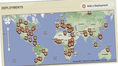 Ushahidi lleva el crowdsourcing a 132 países en todo el mundo
