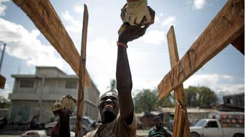 """El Huffington Post lanza """"The Haiti blog"""" para luchar contra el olvido y la corrupción"""