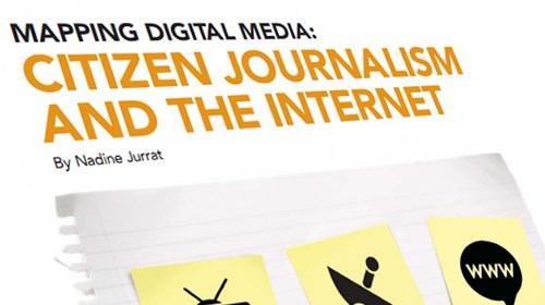 Nuevo estudio sobre el periodismo ciudadano reafirma su vigencia