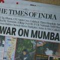 Timeline de la cobertura informativa ciudadana en los ataques terroristas de Mumbai