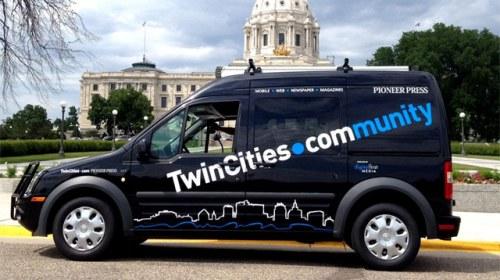 TC Rover, la redacción comunitaria móvil de TwinCities.com