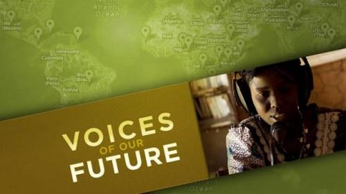 Voices of Our Future 2013: nueva edición del programa mundial de formación de periodistas ciudadanas