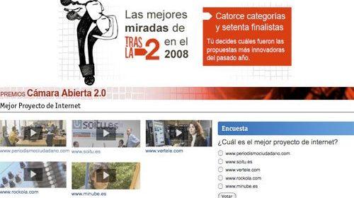 PeriodismoCiudadano.com seleccionado para los premios del informativo cultural de La 2 de TVE, MIRADAS 2
