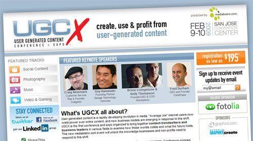 Congreso UGCX: las empresas desembarcan en los medios sociales