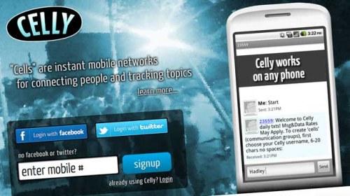 Celly, una herramienta viral para el periodismo ciudadano