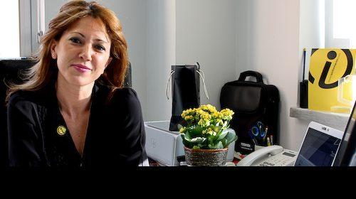 """Vanessa Jiménez, directora de lainformacion.com: """"intentamos ser transparentes e implicar a nuestra audiencia"""""""