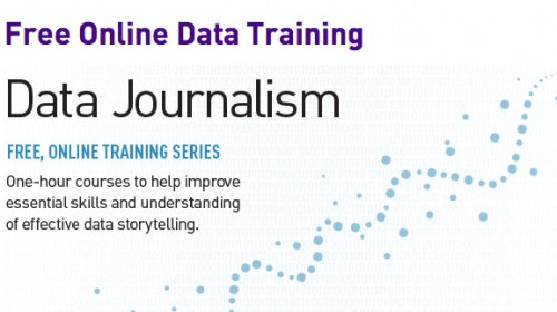 kdmcBerkeley ofrece un curso básico online para el periodismo de datos