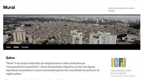 Brasil continúa apostando por el periodismo ciudadano