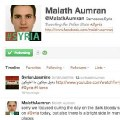 Malath Aumran: el activista de las revueltas sirias