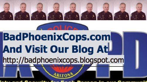 EEUU: La policía confisca los ordenadores de un bloguero que escribe sobre abusos policiales.