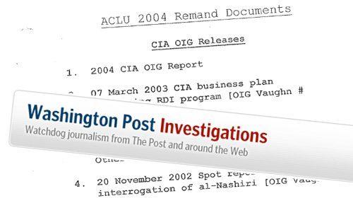 El Washington Post pide ayuda a sus lectores para analizar un informe sobre los interrogatorios de la CIA