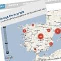 La Huelga General en las Redes sociales: Twitter, Facebook y Crowdmap