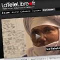 LaTeleLibre.fr, televisión ciudadana online para formar e informar