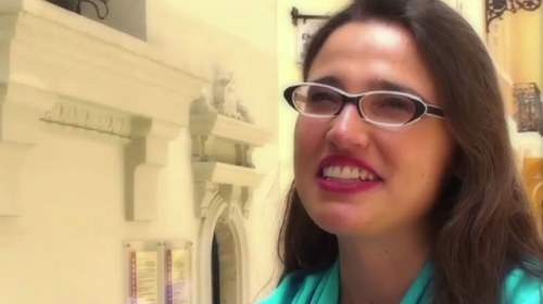 """Judith Torrea: """"Soy periodista para intentar devolver la voz al que se la arrebatan"""""""