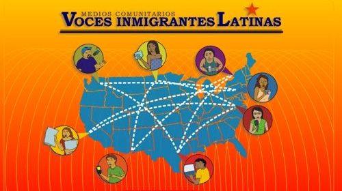 Conferencia Voces Inmigrantes Latinas: medios ciudadanos hispanos en EEUU.