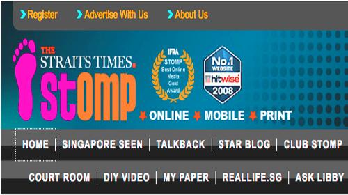 """""""Stomp"""": Periodismo ciudadano para los jóvenes asiáticos"""