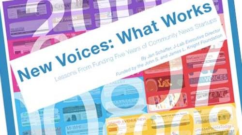 """""""Lo que funciona"""" en el Periodismo Ciudadano. Un estudio del J-Lab"""