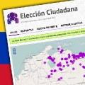Red Elección Ciudadana, monitorizando las elecciones presidenciales de Venezuela