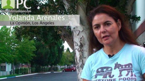 """Yolanda Arenales: """"La participación de la comunidad hispana en USA todavía sigue primando los medios tradicionales"""""""