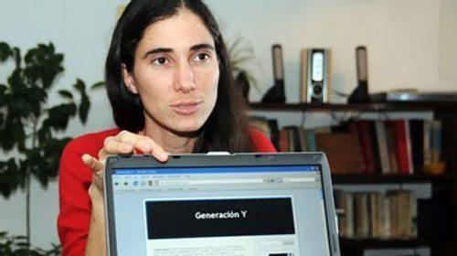Yoani Sánchez habla sobre el periodismo ciudadano en Cuba (II)