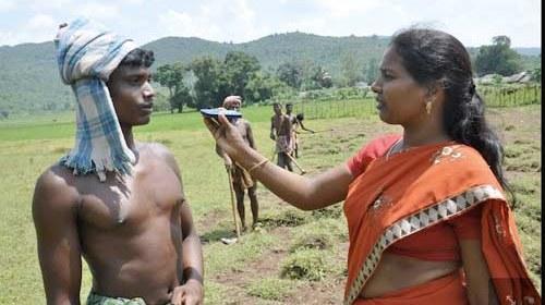 CGnet Swara convierte el móvil en la herramienta más democrática de la India