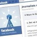 Pros y contras del uso de Facebook como herramienta para el periodismo