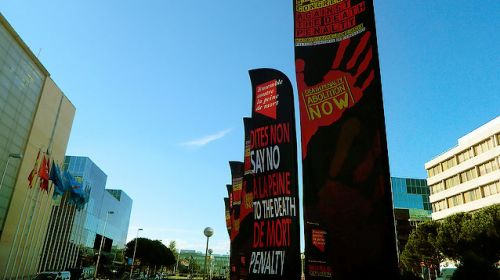 Cobertura de PC y Global Voices en el V Congreso Mundial contra la Pena de Muerte
