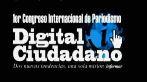 1er Congreso Internacional de Periodismo Digital y Ciudadano en Venezuela