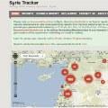 Syria Tracker: el mapa de la violencia en #Syria #basharcrimes