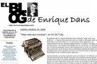 «Algo más que noticias», los nuevos medios según Enrique Dans