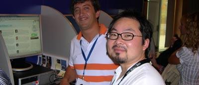 Yu-jin Chang, Redactor jefe de Ohmynews Internacional para USA