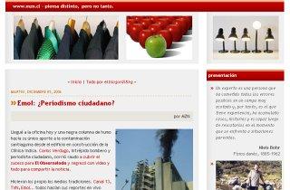 Emol: ¿Periodismo ciudadano?