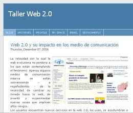 Web 2.0 y su impacto en los medios de comunicación
