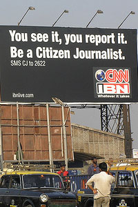 Be a Citizen Journalist