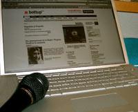 El primer podcast de Bottup: debate sobre el Periodismo Ciudadano