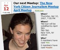 Próximo encuentro en Nueva York en torno al periodismo ciudadano